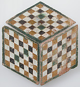 Tiles with Checkered Pattern
