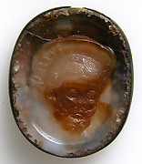 Cameo with Saint John The Baptist