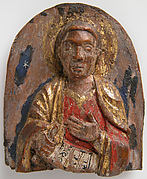 Miniature Relief of Hebrew Prophet with Scroll