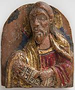 Miniature Relief of Hebrew Prophet with Scroll