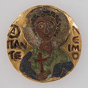 Roundel of Saint Panteleimon