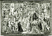 Coronation of the Virgin and related subjects