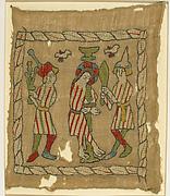 Panel depicting Flagellation