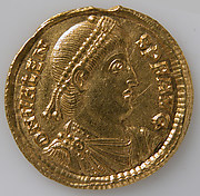 Solidus of Valens (364–378)
