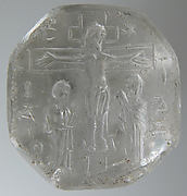 Intaglio Seal with the Crucifixion