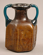 Hexagonal Jug with Handles