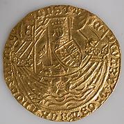 Rose Noble of Edward IV (1461-1483)