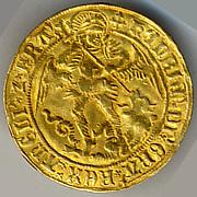 Angelet of Henry VII (r. 1485–1509)