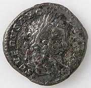 Septimius Severus Denarius