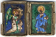Diptych with the Annunciation