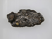 Plate Fragment of a Belt Buckle