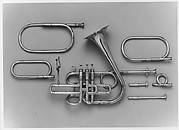 Cornet a Pistons in B-flat