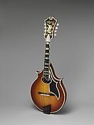Archtop Mandolin