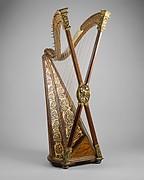 Double Chromatic Harp