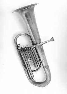 Tenor Saxhorn in B-flat