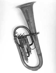 Bass Saxhorn in B-flat