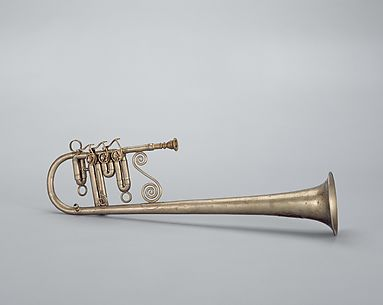 Over-the-Shoulder Soprano Horn in E-flat