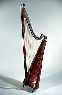 Welsh Triple Harp