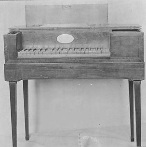 Square Piano (Portable Model)