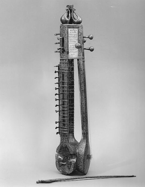 Sūr pyār  (Compound Sitar, Tambura, Esraj)