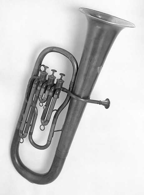 Baritone Saxhorn in B-flat