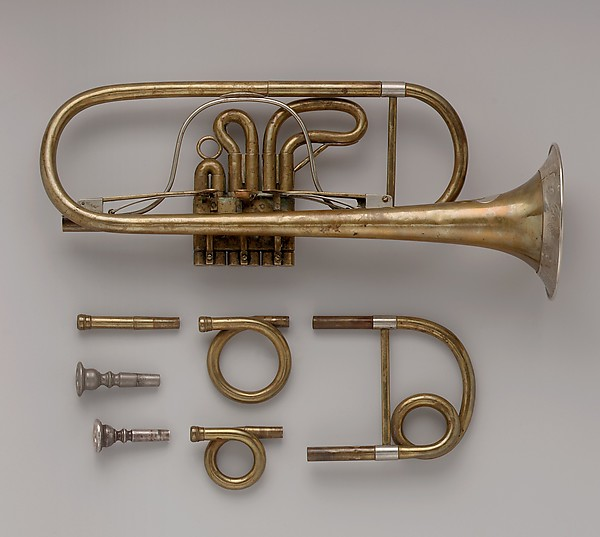 Valve Trumpet