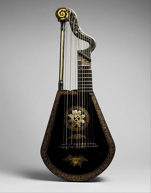 Harp Lute