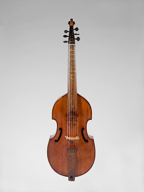 Bass Viola da Gamba