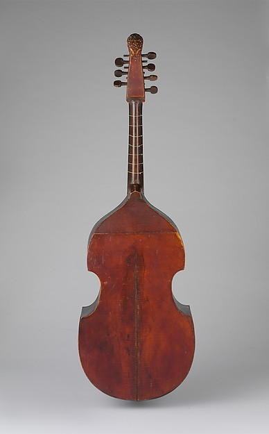 Seven String Bass Viol