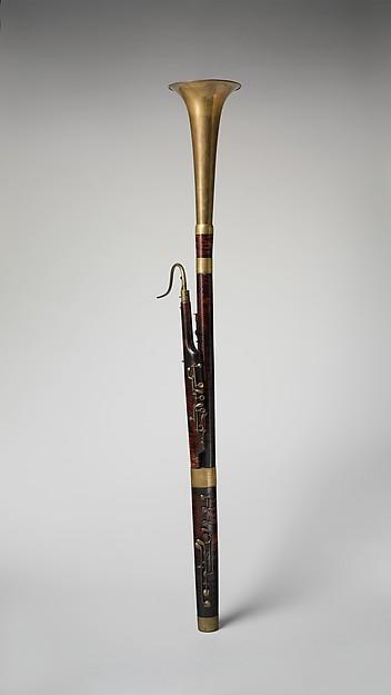 Half-Contra Bassoon