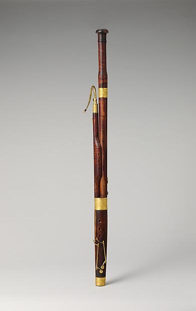 Bassoon in C