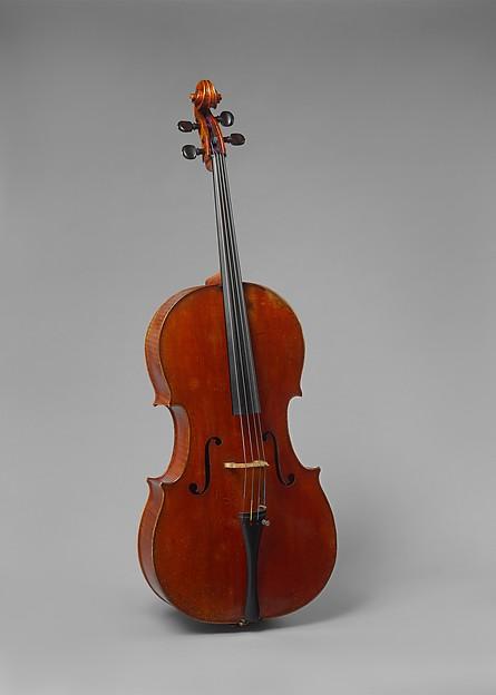 The Batta-Piatigorsky Violoncello