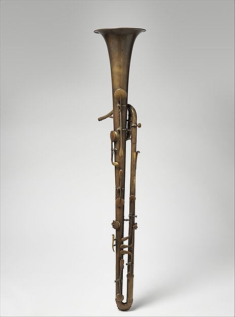Tenor (Alto) Ophicleide in E-flat