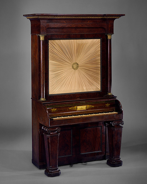 Upright Cabinet Piano