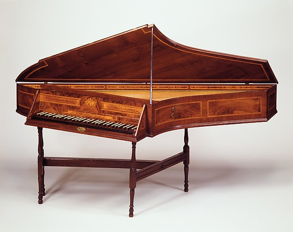 Bentside Spinet