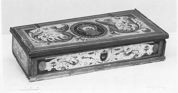 Rectangular Octave Virginal