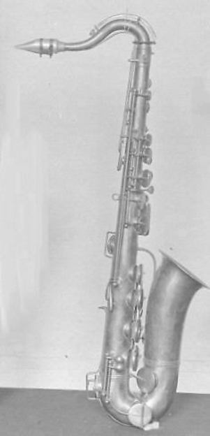 Tenor Saxophone in B-flat