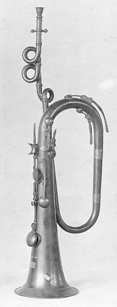 Keyed Bugle in B-flat