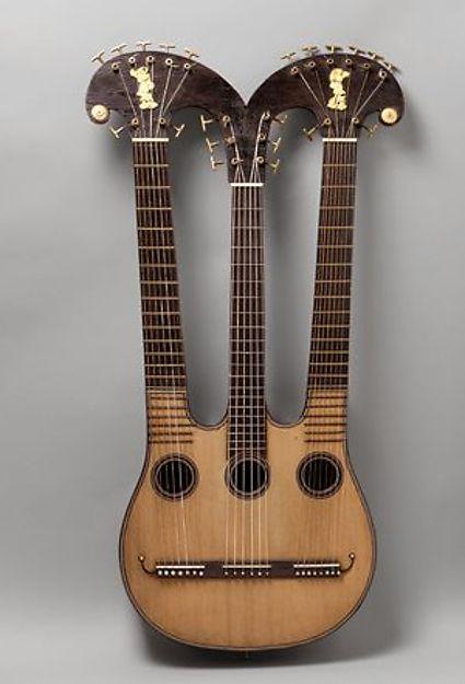 Harpo-lyre