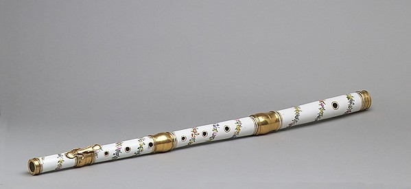 Transverse Flute in D-flat
