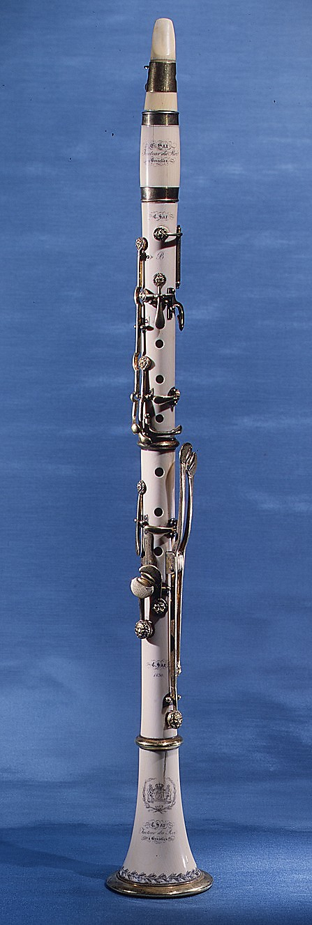 Clarinet in B-flat