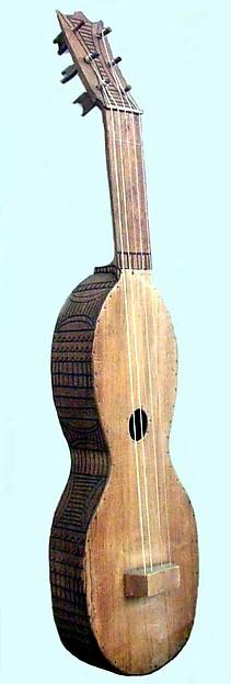 Jíbaro Guitar
