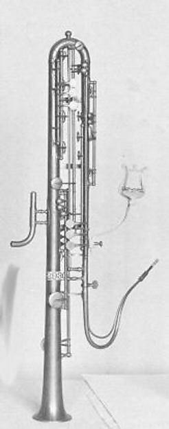 Tenor Sarrusophone in B flat