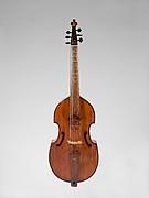 Bass Viola da Gamba