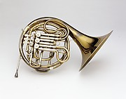Double Horn in F / B-flat