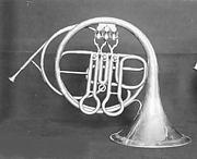 Valve Horn in B-flat