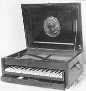 "Square ""Work Box"" Piano"