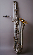 Bass saxophone in B-flat