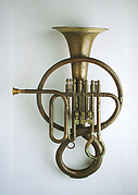 Bass Fluegel Horn in B-flat