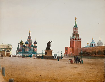 [Red Square, Moscow]